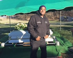 Courtney Teat, of Teat Chapel, Funeral Home & Cremation Service, 1 10-year old who pursued his dreams.